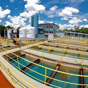 Empresa de tratamento de efluentes industriais