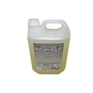 Detergente clorado