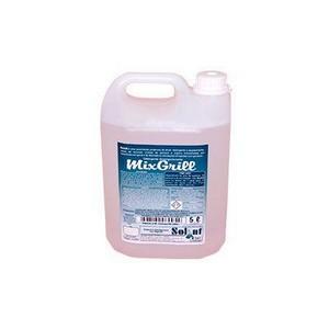Fábrica de produtos químicos para limpeza