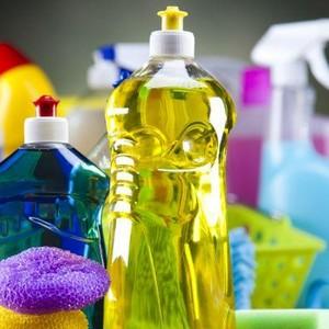 Fabricante de produtos de limpeza